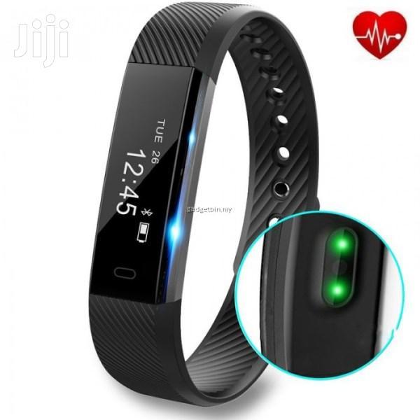 Archive: Smart Bracelet Sports Fitness Heart Rate Watch