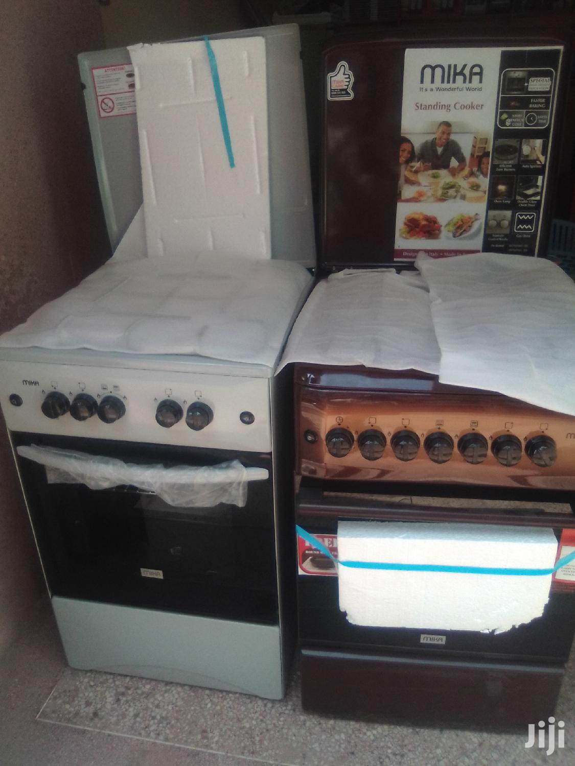 Archive: 4 Burner Gas Cookers