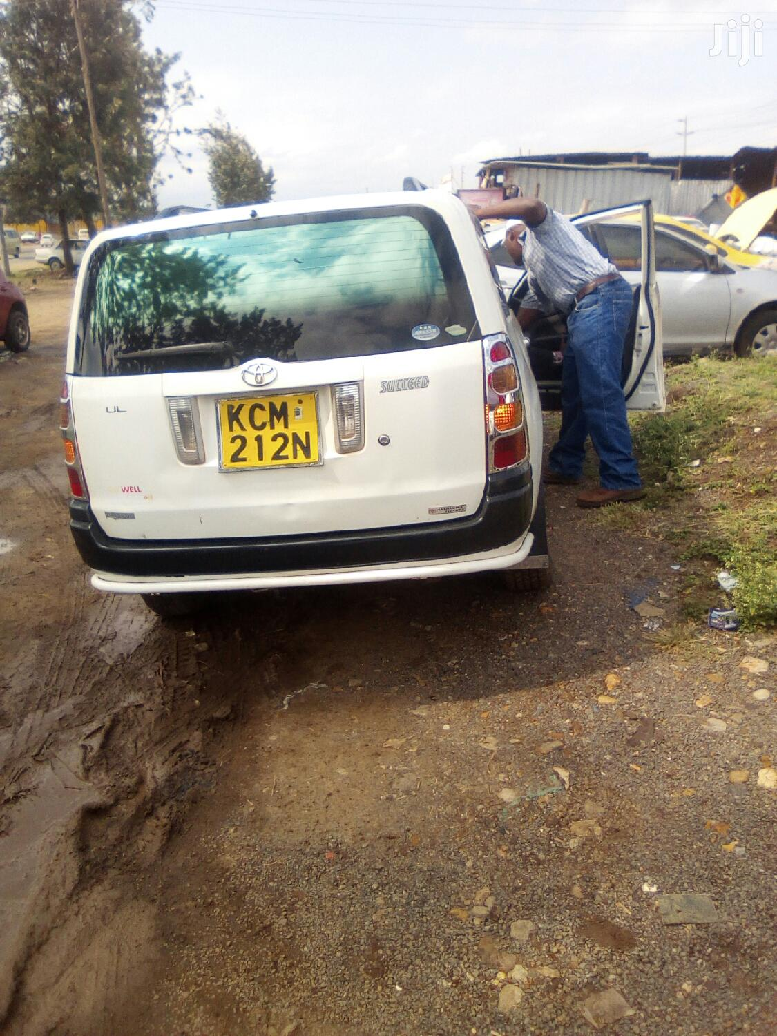 Toyota Succeed 2009 White | Cars for sale in Nairobi Central, Nairobi, Kenya