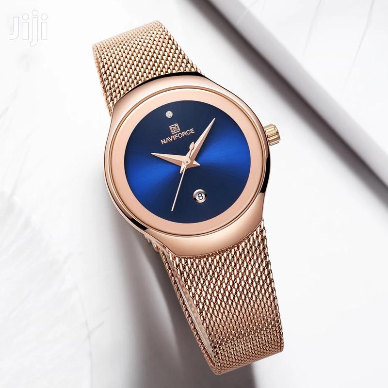 Naviforce Ladies Analogue Wrist Watch   Watches for sale in Nairobi Central, Nairobi, Kenya