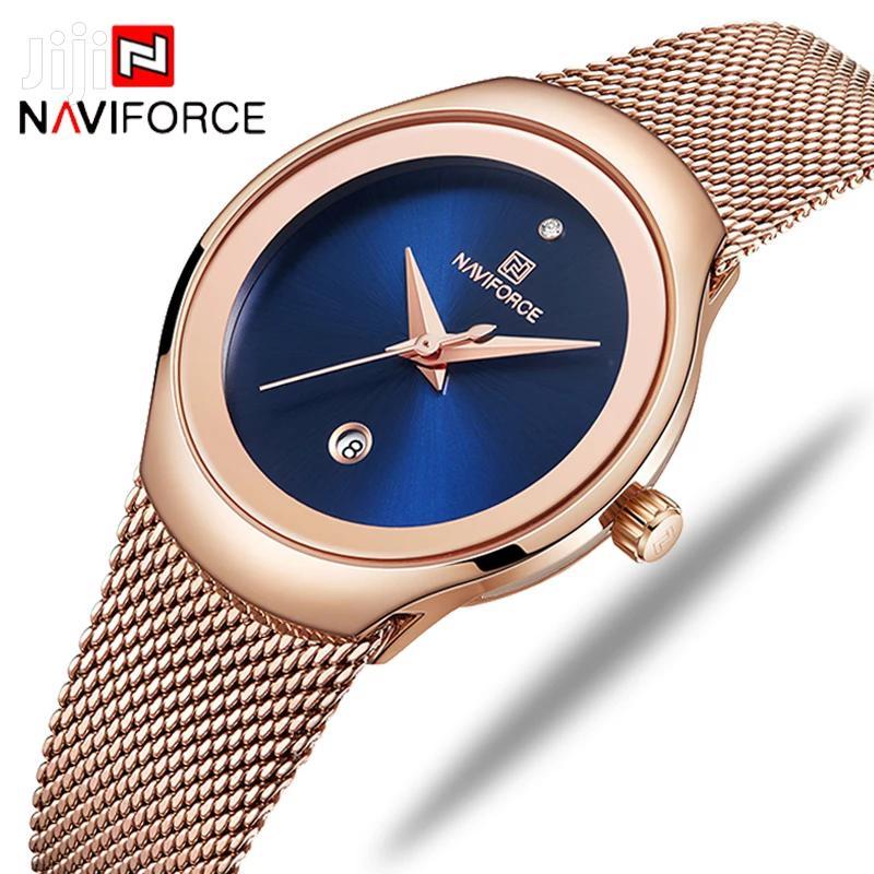 Naviforce Ladies Analogue Wrist Watch
