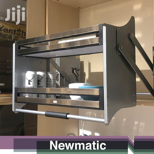 Archive Newmatic Kitchen Cabinet Pull Down Hydraulic Pantry Bk6110 In Lavington Furniture Dave Choy Jiji Co Ke