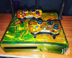 Xbox 360 Slim and 2 Controllers   Video Game Consoles for sale in Nairobi, Nairobi Central