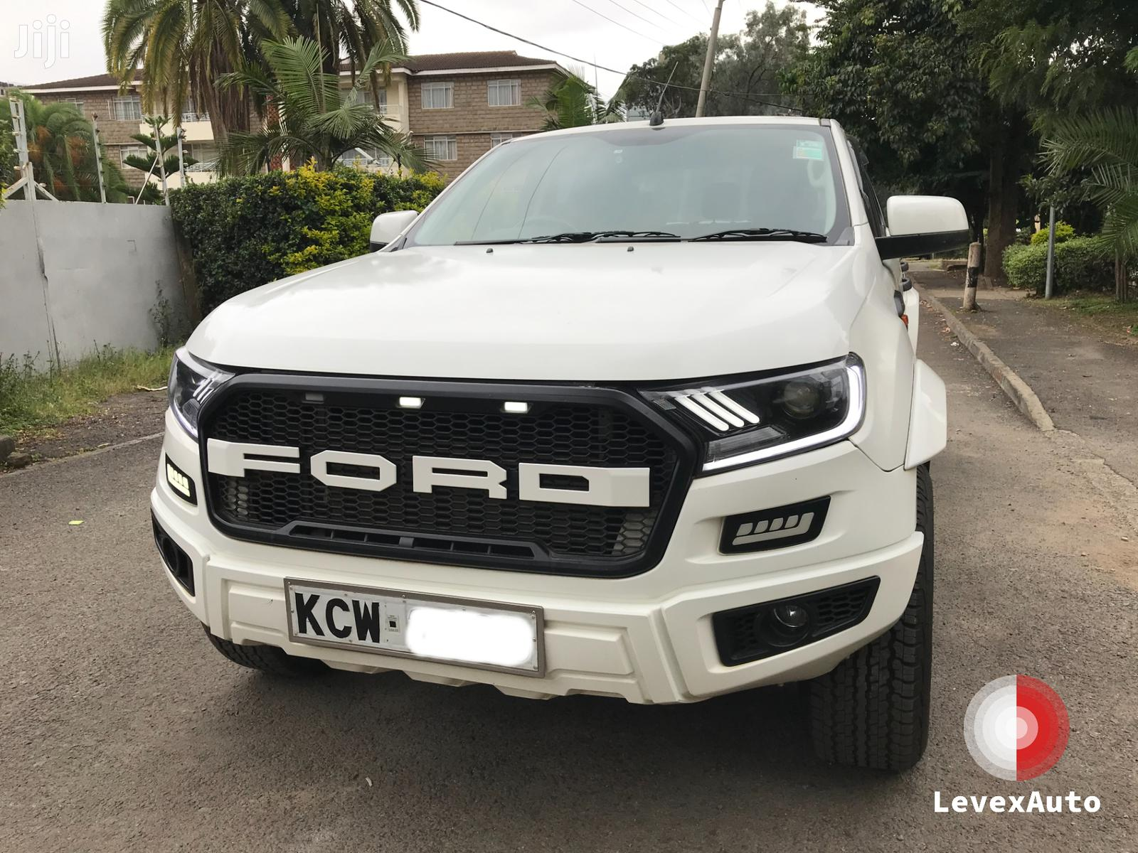 Ford Ranger 2012 White | Cars for sale in Kilimani, Nairobi, Kenya