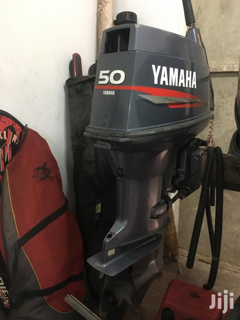 Archive: Yamaha 50hp Boat Engine For Sale