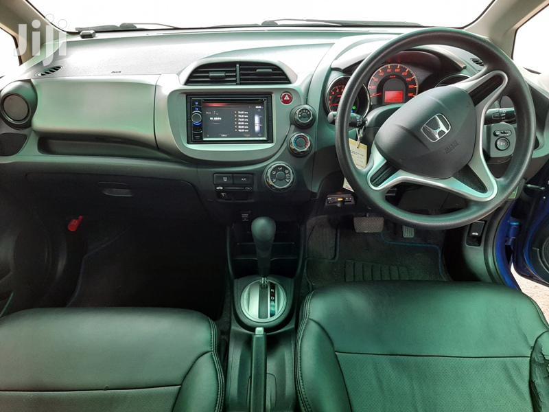 Honda Fit 2012 Blue   Cars for sale in Kileleshwa, Nairobi, Kenya