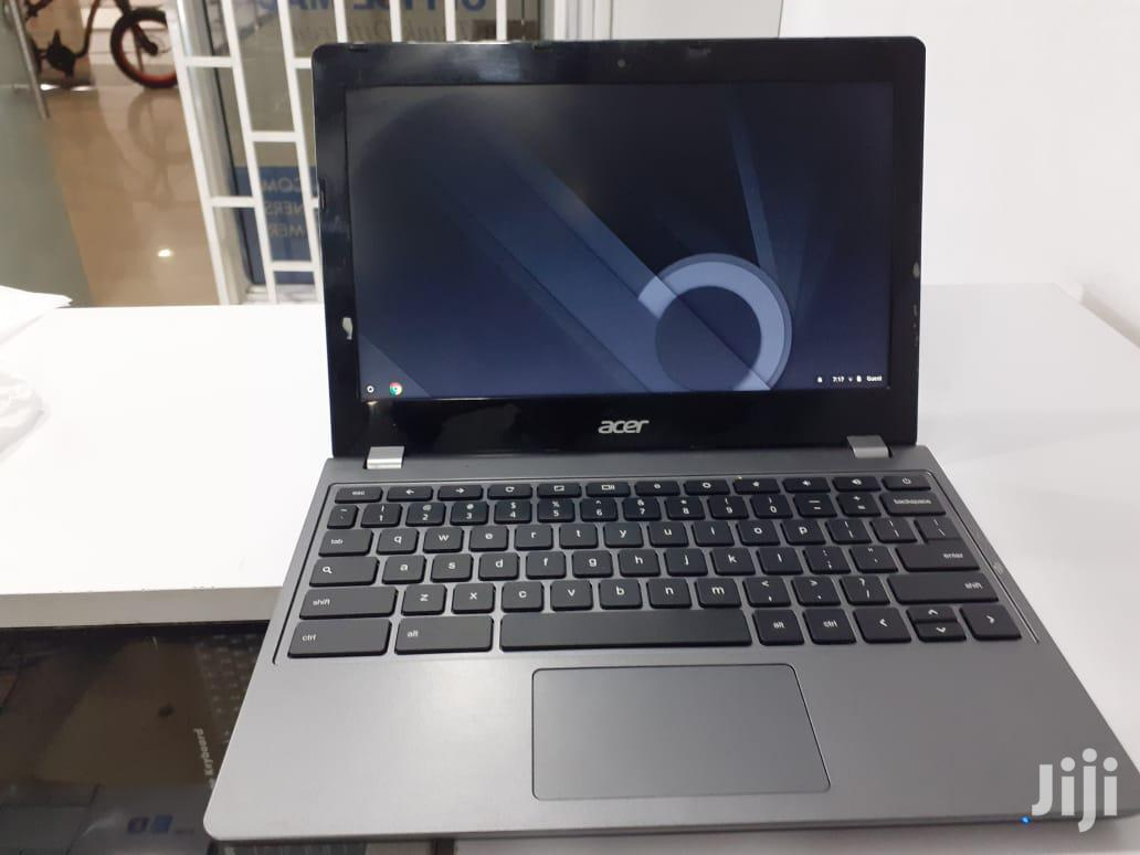 Laptop Acer Chromebook 11 C740 2GB Intel Core 2 Duo SSD 16 GB