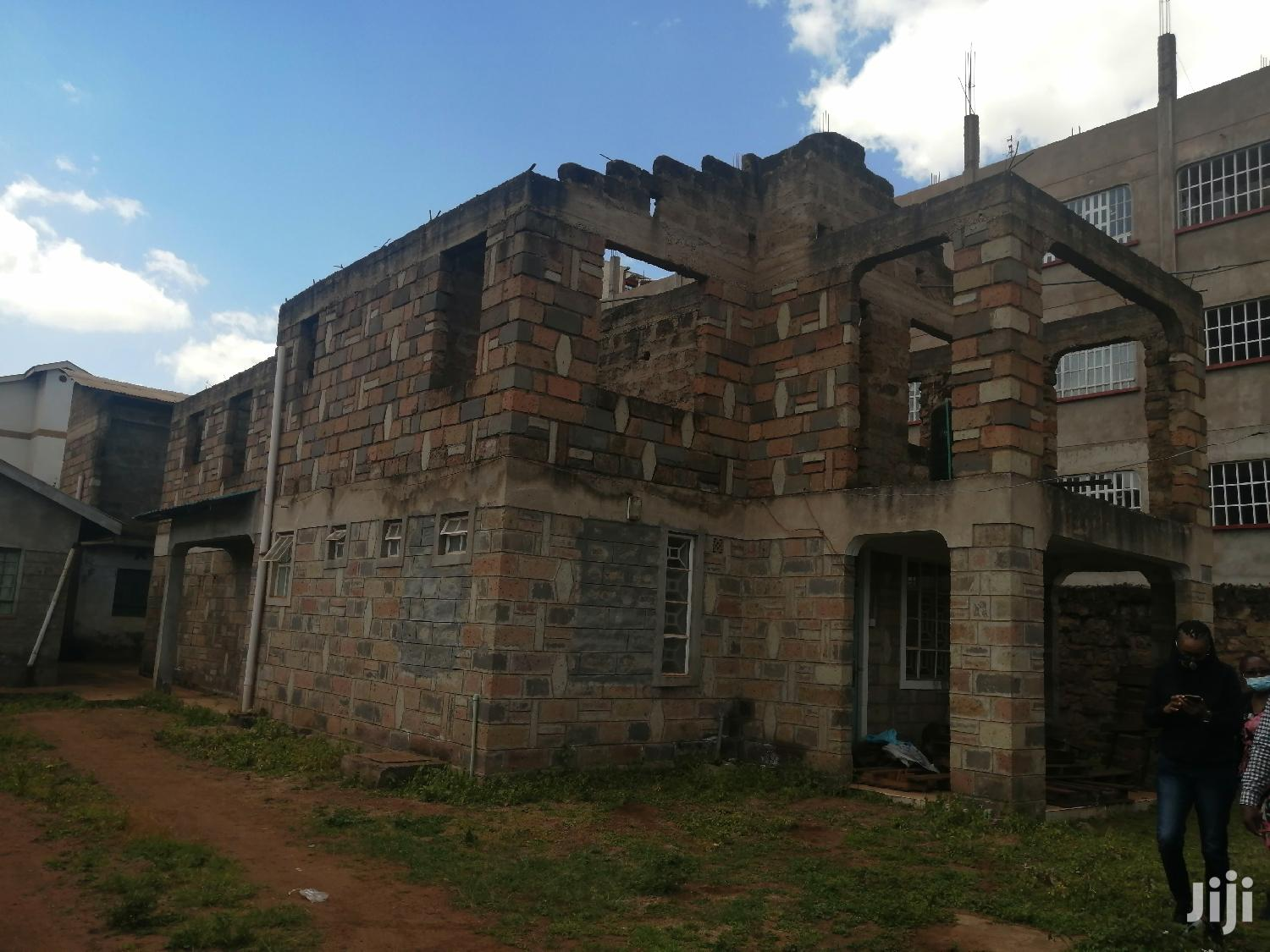 Thika Section 9 Unfinished House 4 Sale | Commercial Property For Sale for sale in Thika, Kiambu, Kenya