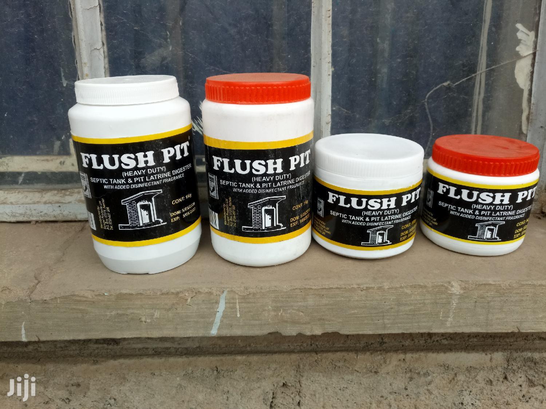 Flushpit Digester Used in Choo Ya Shimo(Pit Latrine) Septic