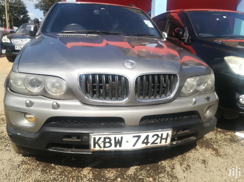 Archive: BMW X5 2006 3.0D Steptronic Gray