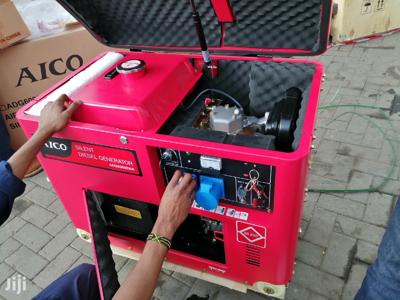 5kva Automatic Diesel Generator