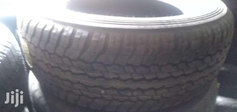 285/60/18 Dunlop Tyre's Is Made In Japan
