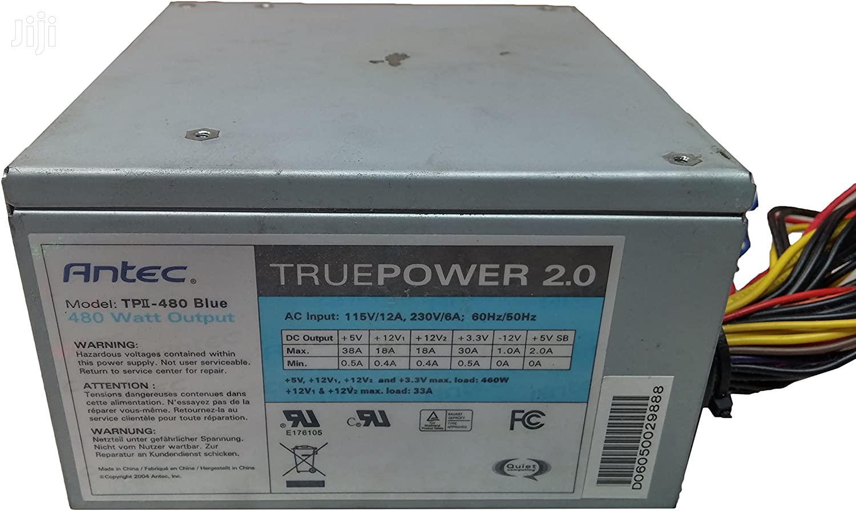 Antec TPII-480 Truepower 2.0 480W Gaming ATX Power Supply