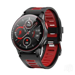 L6 Smart Watch With Heart Rate Monitor