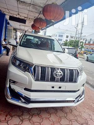 Toyota Land Cruiser Prado 2013 White | Cars for sale in Mombasa, Mvita