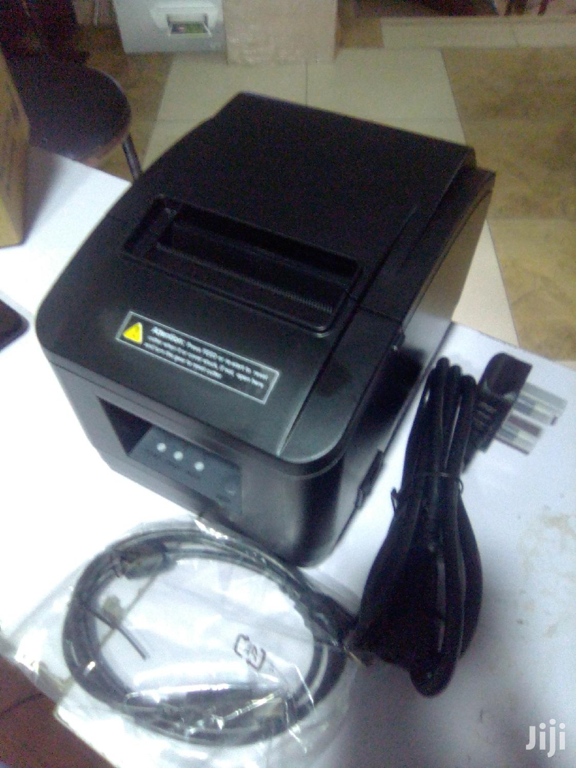 Archive: 80mm Thermal Receipt Printer With Usb Port