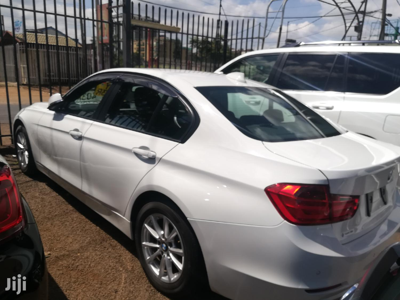 New BMW 320i 2013 White
