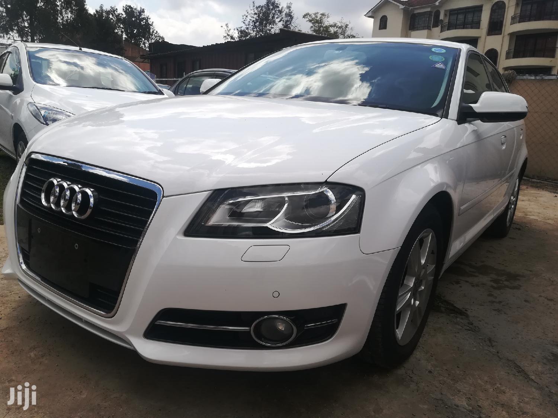 New Audi A3 2013 White   Cars for sale in Nairobi Central, Nairobi, Kenya