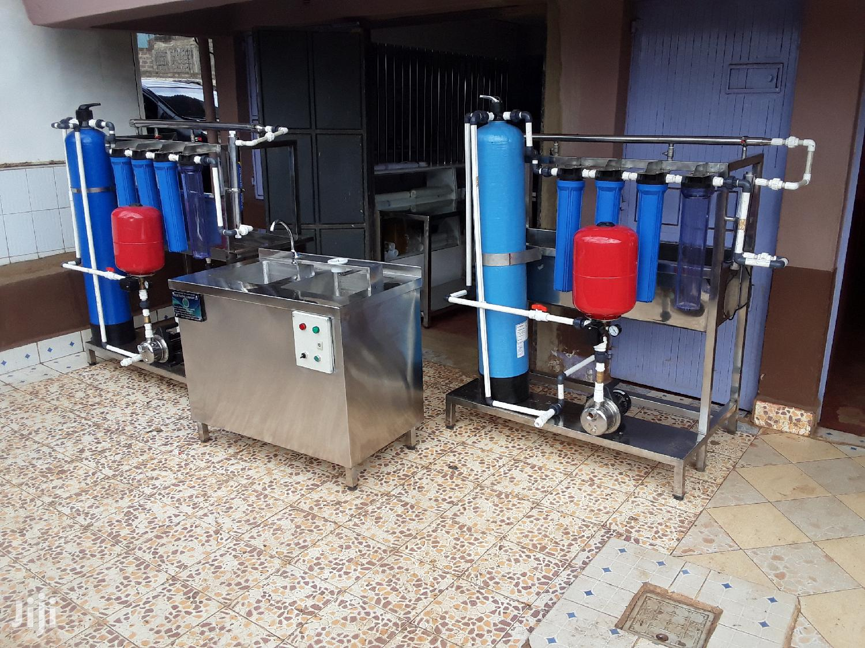 Water Purification Machine   Manufacturing Equipment for sale in Likoni, Mombasa, Kenya