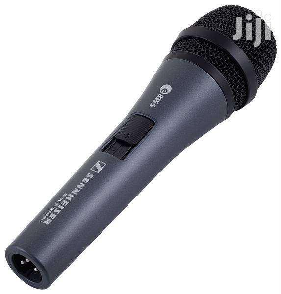 Sennheiser E835 Live Performance Mic