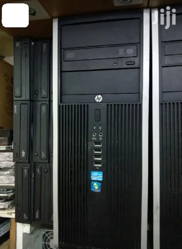 Desktop Computer HP 4GB Intel HDD 500GB | Laptops & Computers for sale in Nairobi Central, Nairobi, Kenya