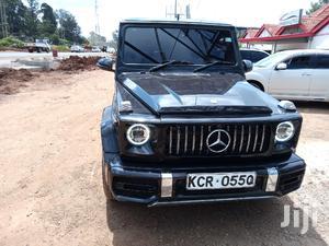 Mercedes-Benz G-Class 2011 Black | Cars for sale in Nairobi, Karen
