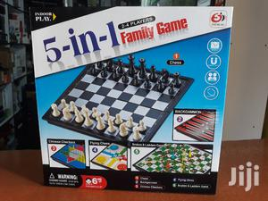 5 In 1 Game,Chess,Checkers Flying Chess Snake And Ladder   Books & Games for sale in Nairobi, Nairobi Central