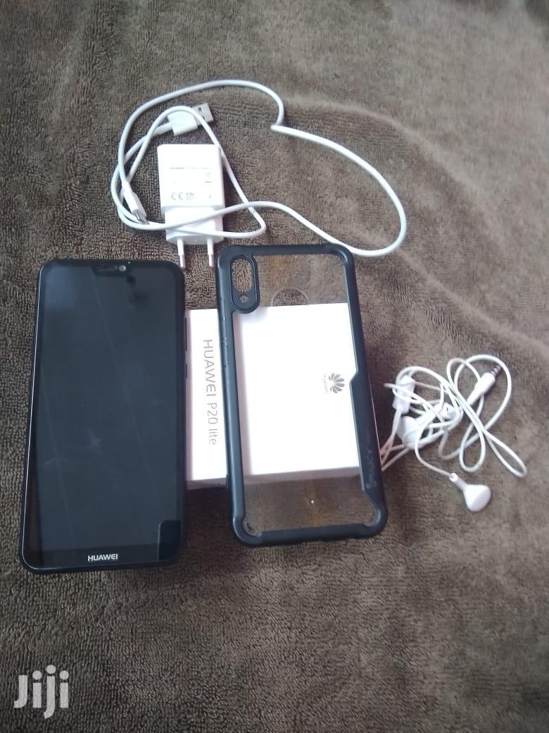 Archive: Huawei P20 128 GB Black
