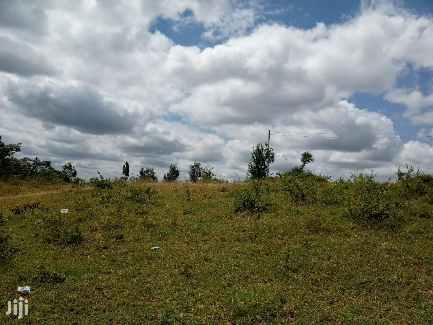 Archive: 1/8 Acre for Sale in Kiserian