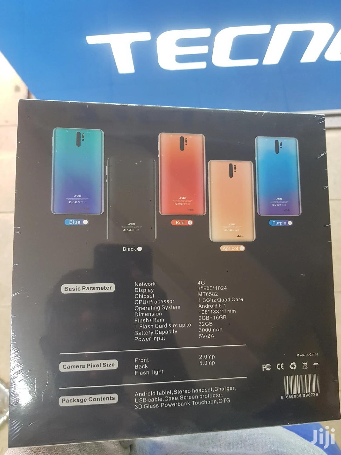 New Atouch A8000 16 GB | Tablets for sale in Nairobi Central, Nairobi, Kenya